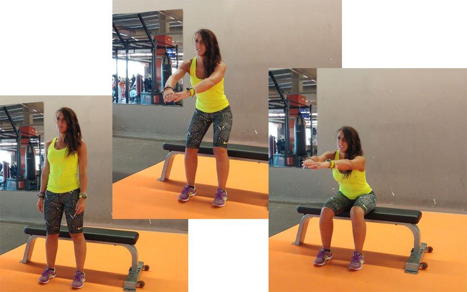 test ejercicios tras las vacaciones