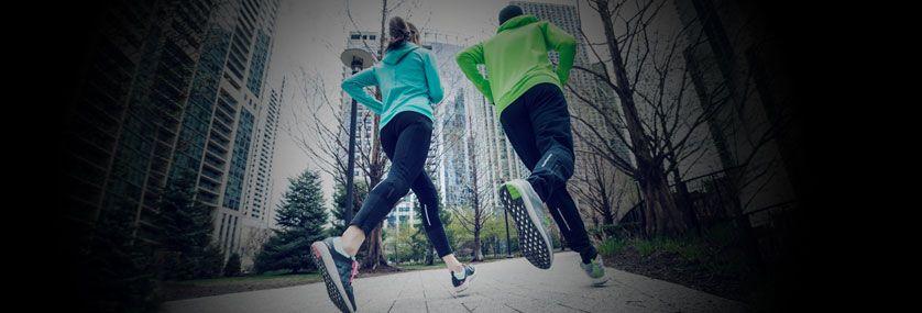 salir a pasear o correr es una actividad sana, barata y divertida