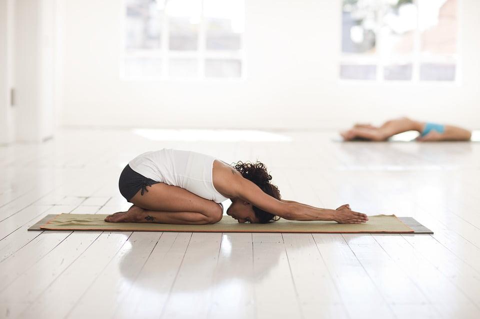 clases de yoga particulares a domicilio en Madrid